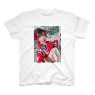 花魁バージョンのデコグッズ💖 T-shirts