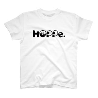 はらぺこhoppeドーナツ T-shirts