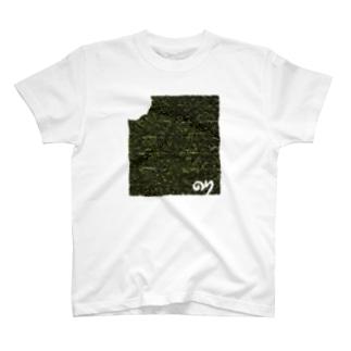 のり(海苔) T-shirts