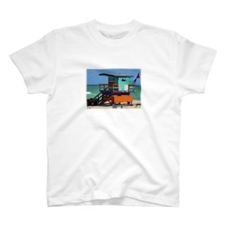 ライフセーバー T-shirts