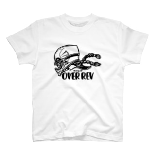 OVER REV。 T-shirts