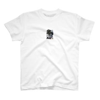 マシーン T-shirts