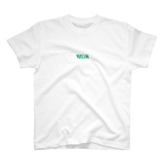 ビーガン T-shirts