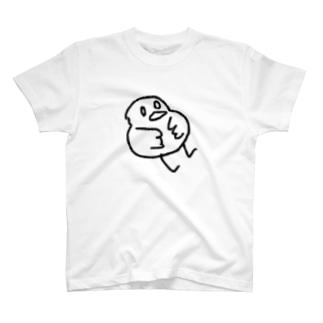 きょむひよこ T-shirts