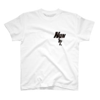 ぬん T-shirts