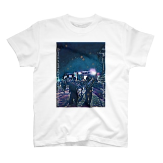 festival commemorative photo T-shirts