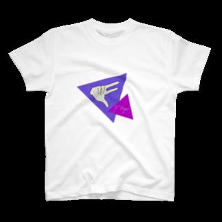 うぃずのFたいがー T-shirts