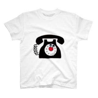 デンワくん T-shirts