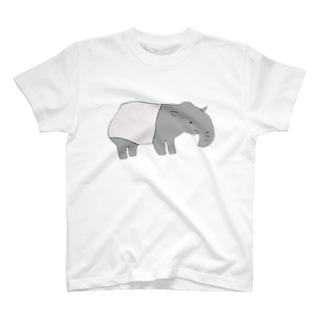 バク T-shirts