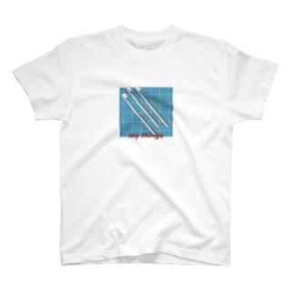 my things 001 T-shirts