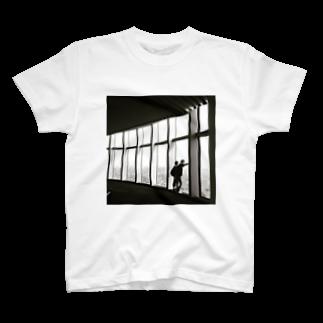KALYAのSKYWALK T-shirts