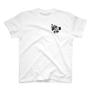 戦慄の鬼姫 T-shirts
