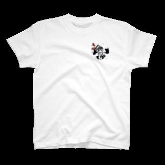 NOMAD-LAB The shopの戦慄の鬼姫 T-shirts