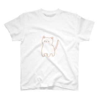 ゆるいねこ T-shirts
