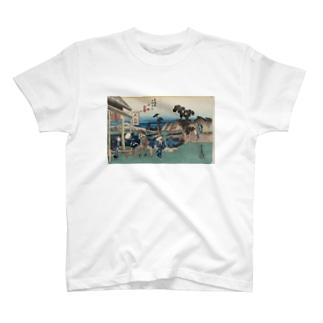 戸塚 (元町別道)  T-shirts