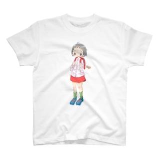 美優(Spring) T-shirts