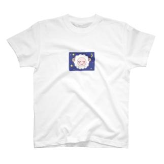 乙女ひつじ【good night】 Tシャツ