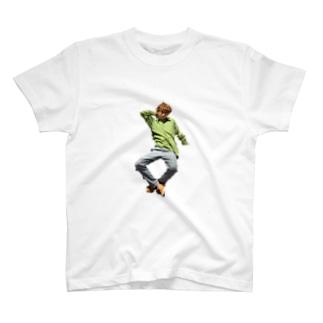 いけいけカッチー T-shirts