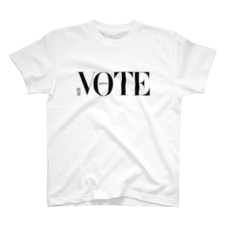 GO VOTE T-shirts