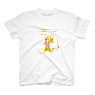 ネオン天悠 T-shirts