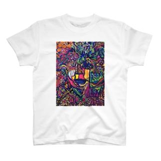 セルフフィードバック T-shirts