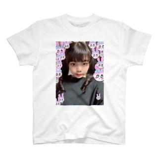 ♡にゃんにゃんティ〜♡ T-shirts