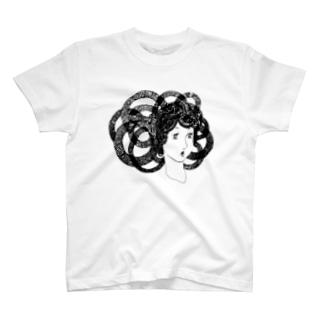 カラマリムスメ T-shirts