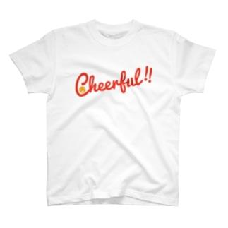 Cheerful!! T-shirts