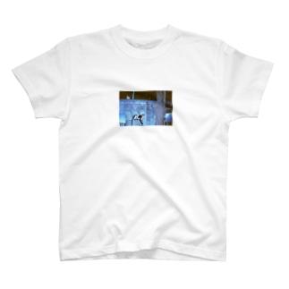 こっちみんなねこ T-shirts