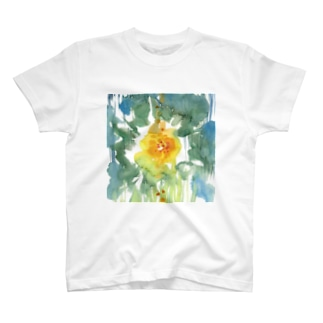 雨の日に-rainy days- T-shirts