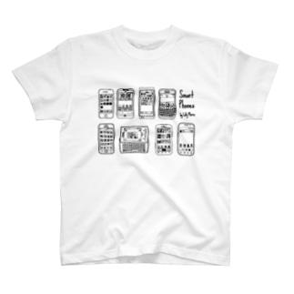 cellphones T-shirts