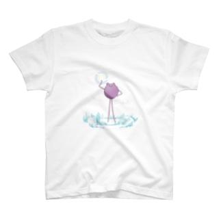 あしなが族(エライヒト) T-shirts