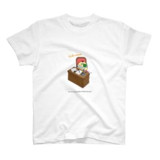 あしなが族(ハカセ) T-shirts