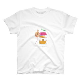 あしなが族(ダイダイ) T-shirts