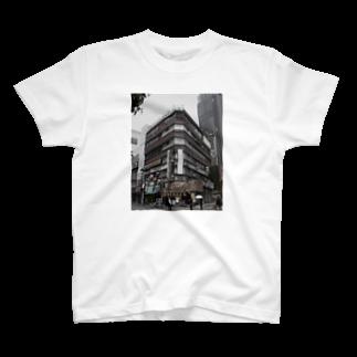 Catoneの傷だらけシリーズ T-shirts