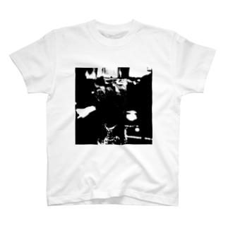 ブラック・コーク T-shirts