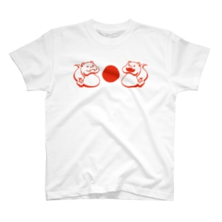 あうんちゃん T-shirts