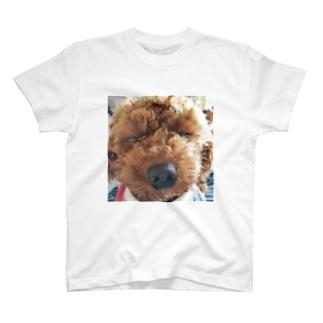 ほっこりおねむな子 T-shirts