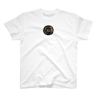 コーヒーとアシナガバチと宝石とおにぎり T-shirts
