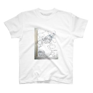 魔法のコトバ T-shirts