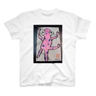 アメリカンヤモリ T-shirts
