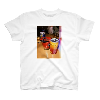 宅飲み T-shirts