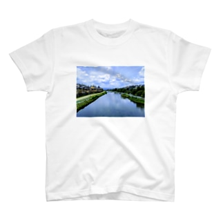 summer of kyoto T-shirts