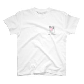 可愛い洗濯機のゲーム T-shirts