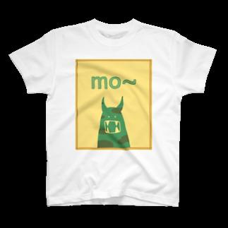 ジョンソンともゆきのおにうし T-shirts