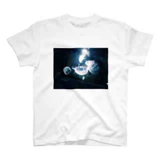 ぷかぷかくらげ T-shirts