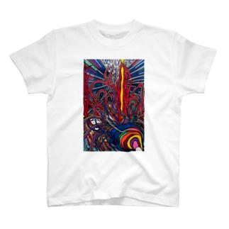 叫び T-shirts