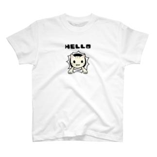 唐突に猫 T-Shirt