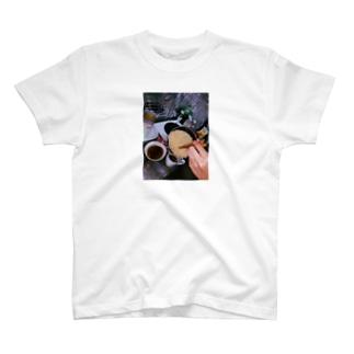 夜中のラーメン T-shirts