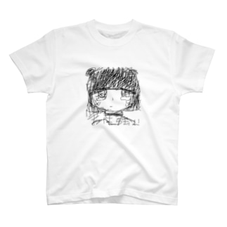 泣強子 T-shirts